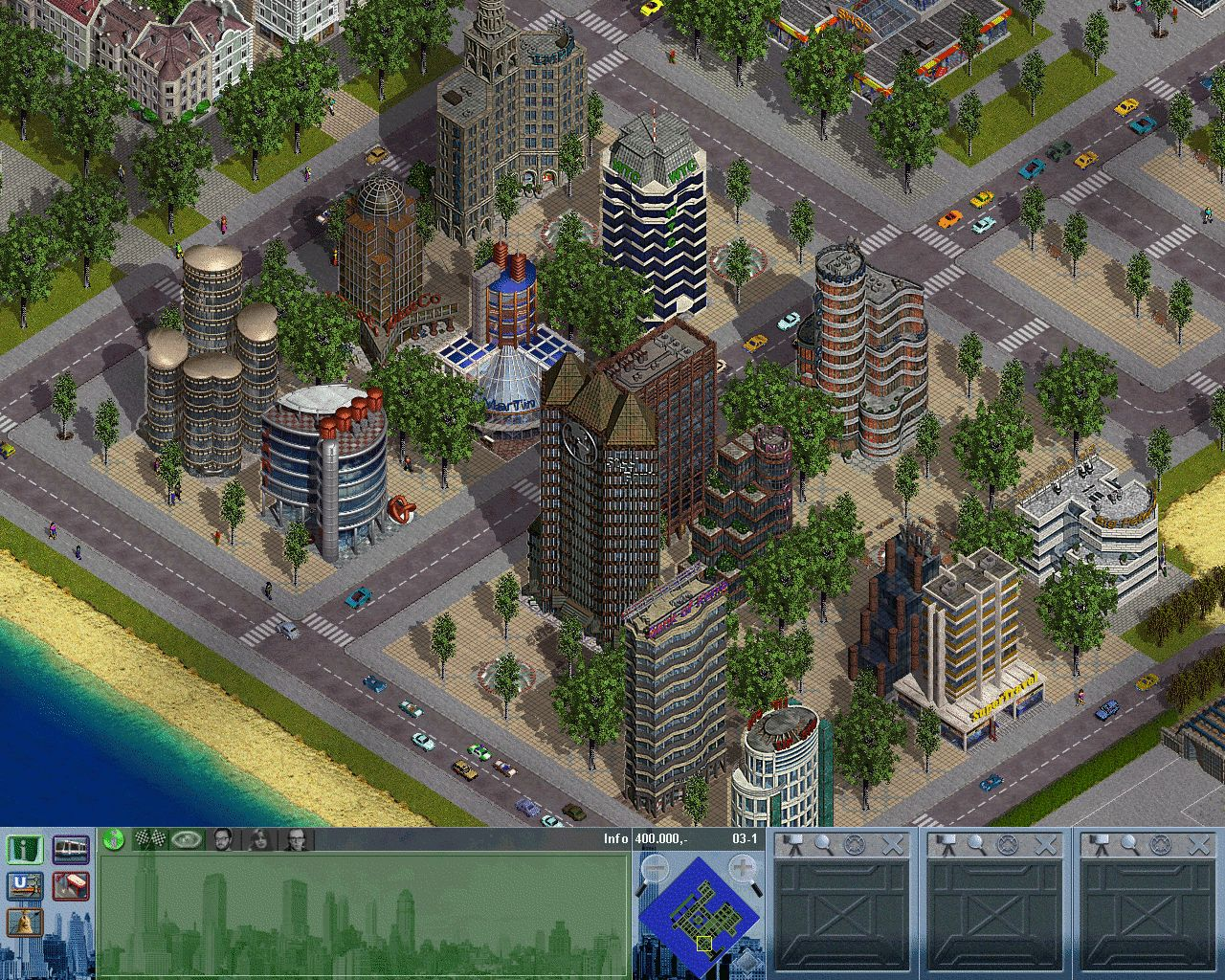 2. Screen Bahia Blanca
